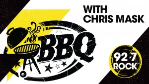BBQ with Chris Mask