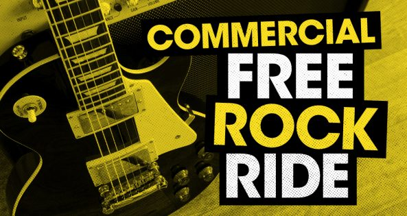 Commercial Free Rock Ride